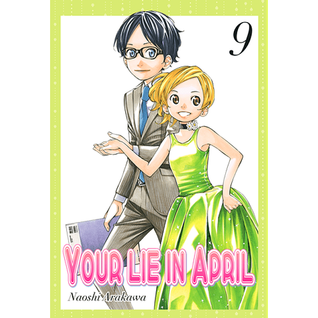YOUR LIE IN APRIL 09