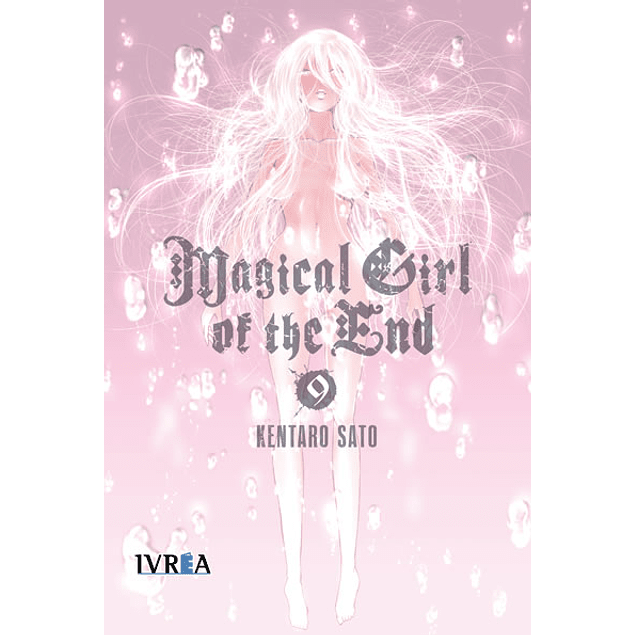 MAGICAL GIRL OF THE END 09
