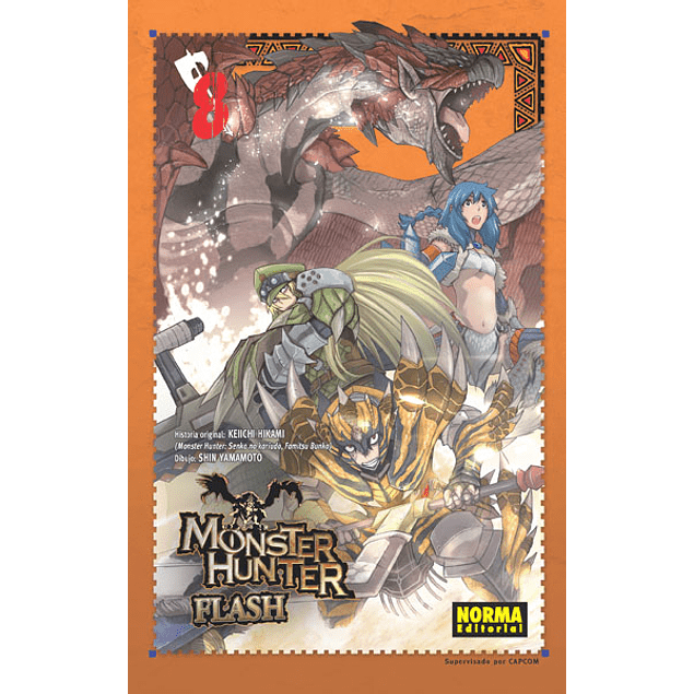 MONSTER HUNTER FLASH 08