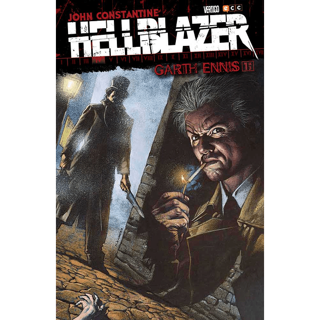 HELLBLAZER: GARTH ENNIS VOL. 01 (DE 3)