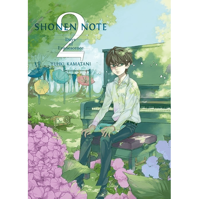 SHONEN NOTE VOL.2