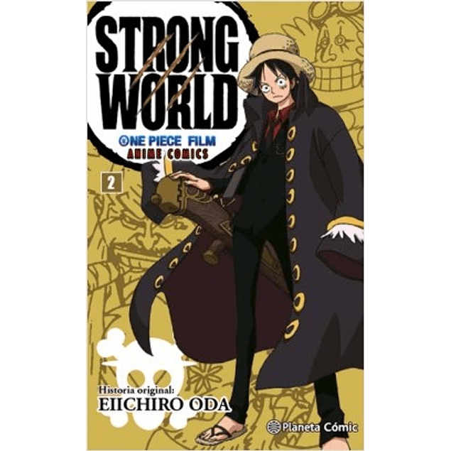ONE PIECE STRONG WORLD 2