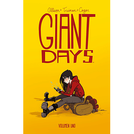 GIANT DAYS VOLUMEN UNO