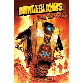 BORDERLANDS 02: LA CAIDA DE FYRESTONE