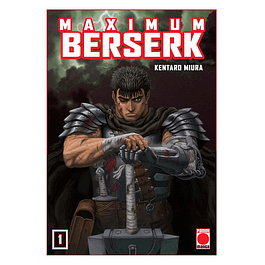BERSERK MAXIMUM 01