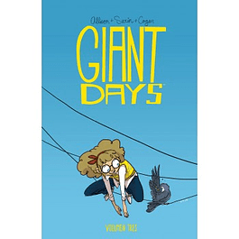 GIANT DAYS VOLUMEN TRES