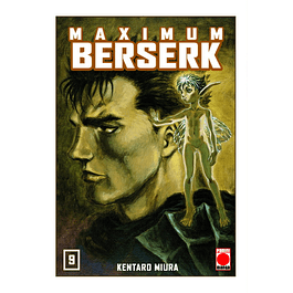 BERSERK MAXIMUM 09