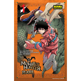 MONSTER HUNTER FLASH 1