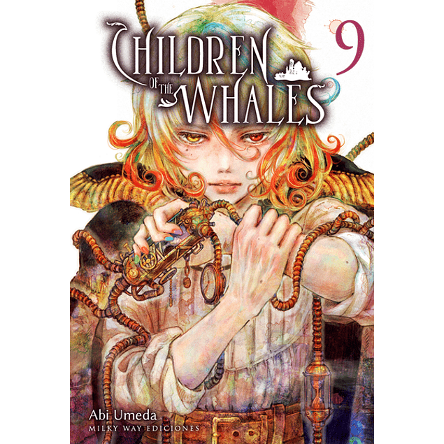 CHILDREN OF THE WHALES, VOL. 09