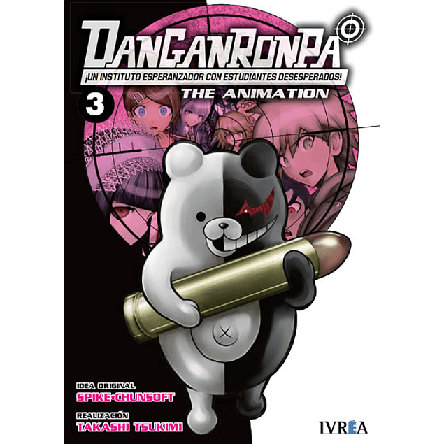 DANGANRONPA THE ANIMATION 3
