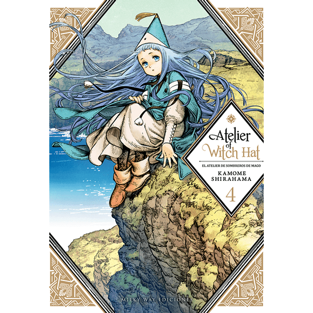 ATELIER OF WITCH HAT, VOL. 4