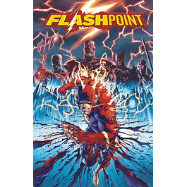 FLASHPOINT XP VOL. 01 (DE 4)