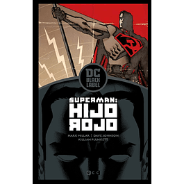 SUPERMAN: HIJO ROJO - EDICION DC BLACK LABEL