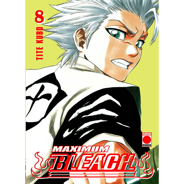 MAXIMUM BLEACH 08