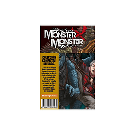 MONSTER×MONSTER Coleccion Completa