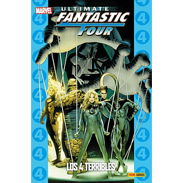 Coleccionable Ultimate. Fantastic Four   5 Los 4 Terribles