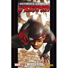 Coleccionable Ultimate. Spiderman   33 El Merodeador