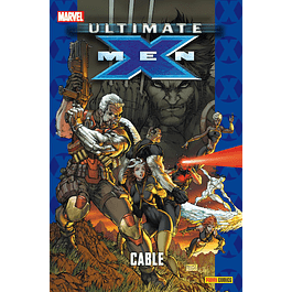 Coleccionable Ultimate. X-Men   12 Cable