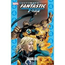 Coleccionable Ultimate. Fantastic Four   7 Diablos