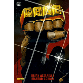 MGN. Cage MARVEL GRAPHIC NOVELS