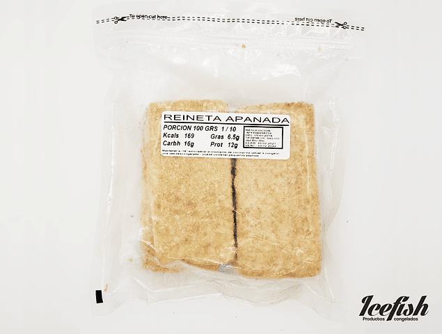 Reineta Apanada Filete 400 grs.