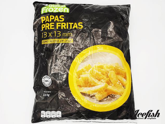 2.5 KG Papas Fritas Natural