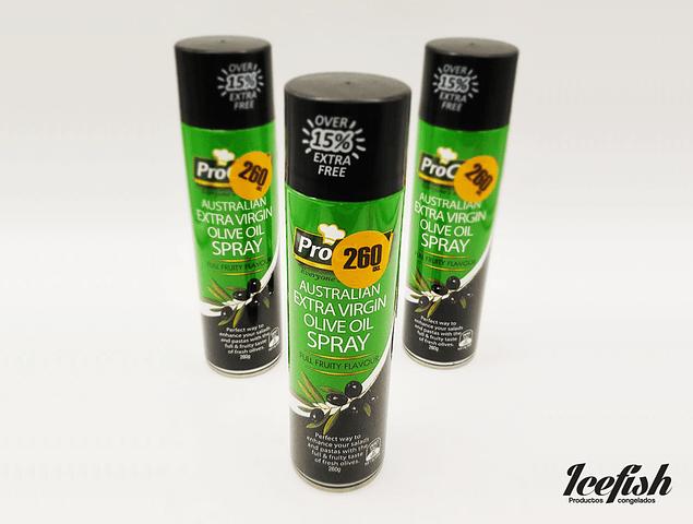 Olive Oil Spray Australian