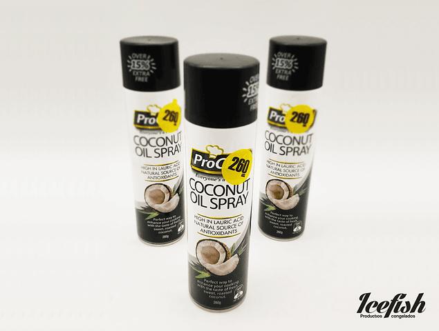 Oil Spray Coconut