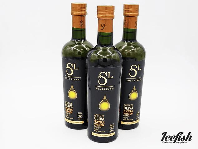 Aceite 500 ml Oliva Sol del Limarí