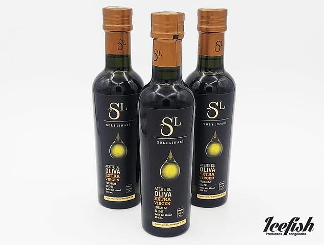 Aceite 250 ml Oliva Sol del Limarí