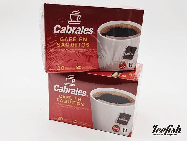 Café en bolsas Cabrales