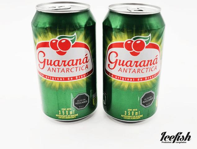 Guaraná 12 Latas