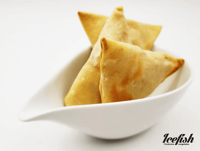 Empanadas Camarón Mandarín