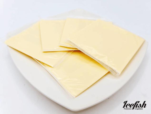 Queso Mozzarella Laminado 1 Kg.