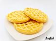 6 Waffles Tradicional