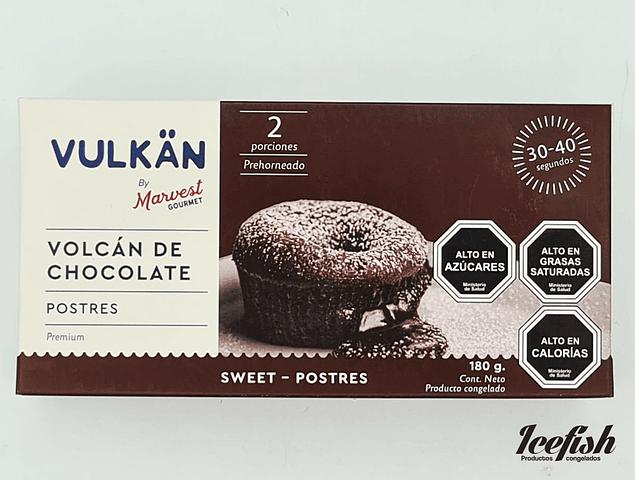 2 Volcán de Chocolate