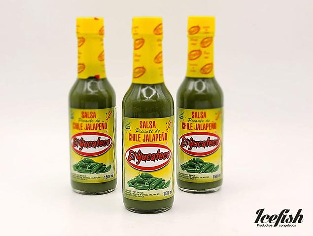 El Yucateco Jalapeño 150 ml.