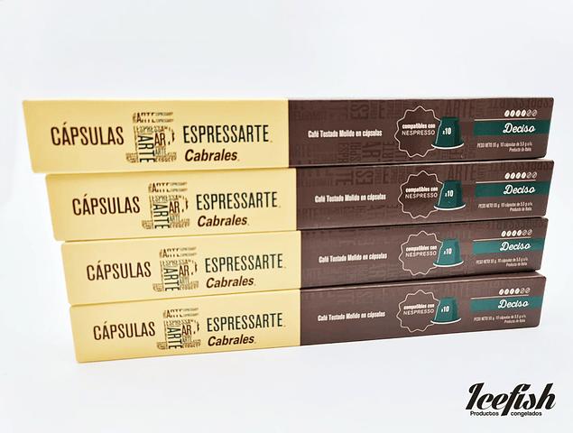 Café Cápsulas Deciso