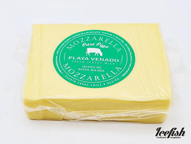 Queso Mozzarella Vaca Jersey 500 grs.