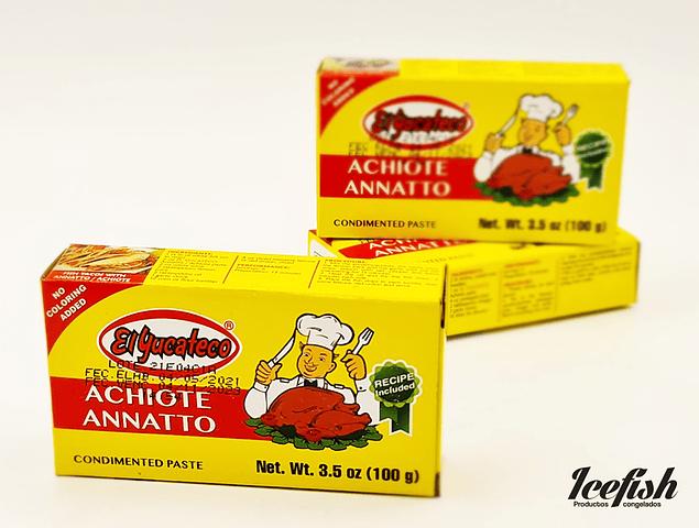 Achiote Pasta 100 grs.