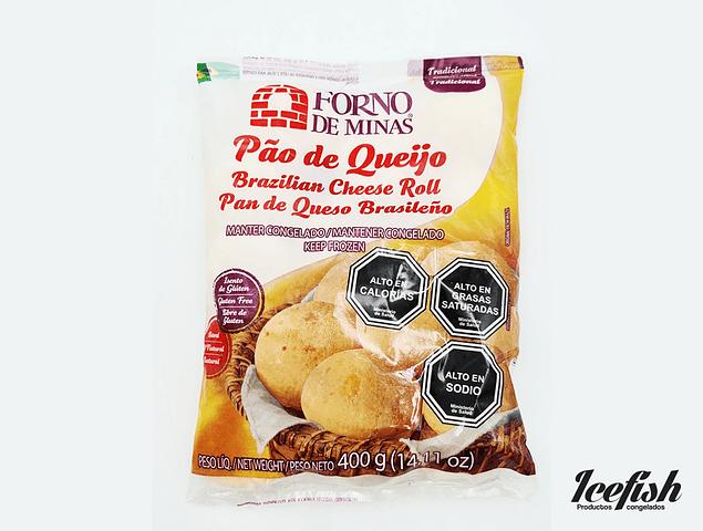 Pan de Queso 400 grs.