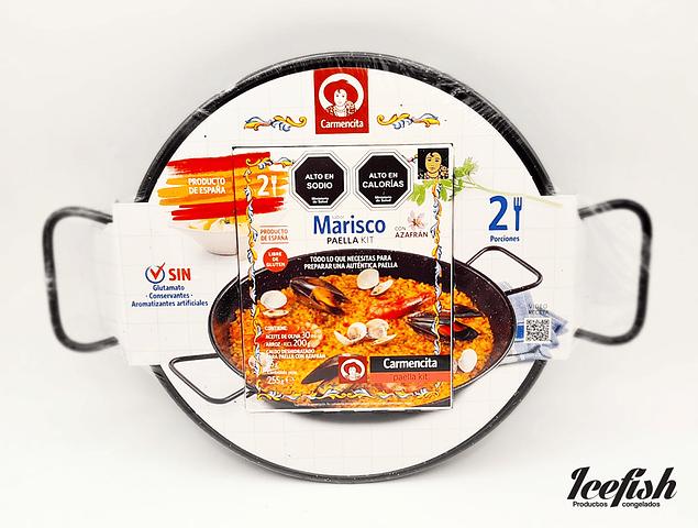 Kit Paella Para 2