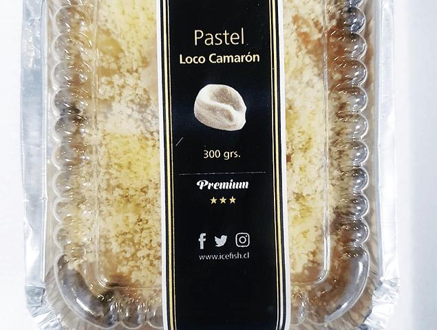 Pastel Loco Ostión Camarón 350 g