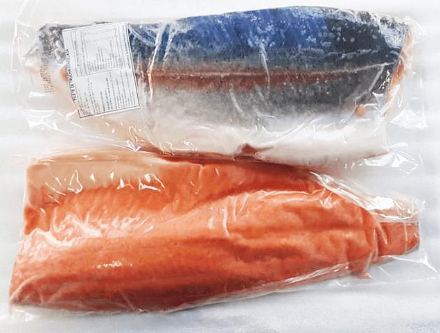 Trucha Premium con Piel 1 kg