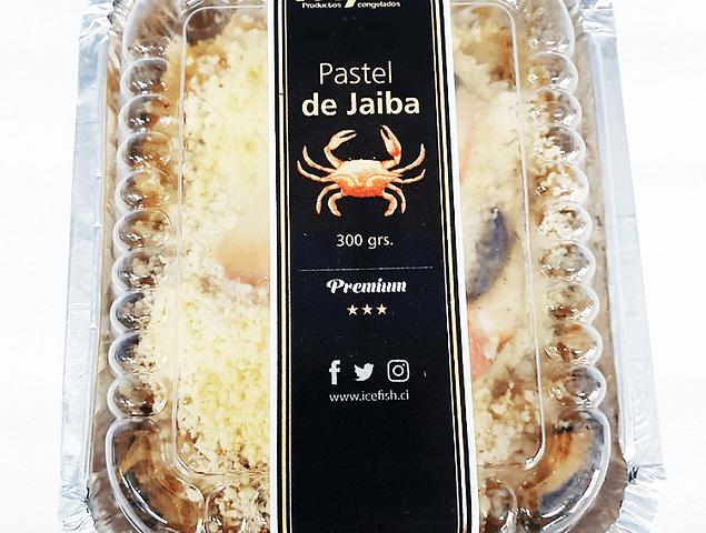 Pastel de Jaiba Camarón 350 g