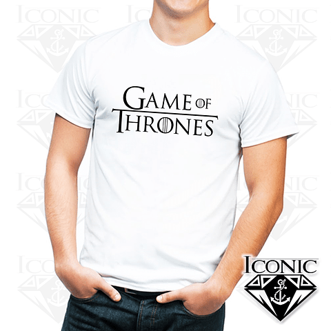 Camiseta para Caballero Game of Thrones