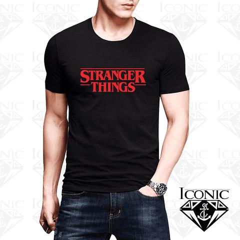 Camiseta Stranger Things para Caballero