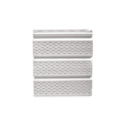 Alero Perforado 3,66 metros Blanco