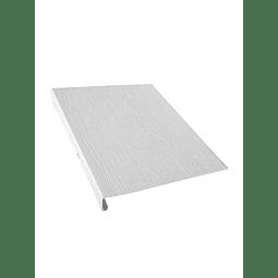 Tapacan 0.19 x 3.80mts. Color Blanco