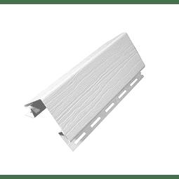 Esquinero exterior 3,0mts Blanco